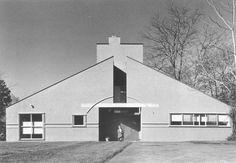 AD Classics: Vanna Venturi House / Robert Venturi | ArchDaily