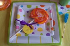 Some Candyland party ideas inside. - CafeMom