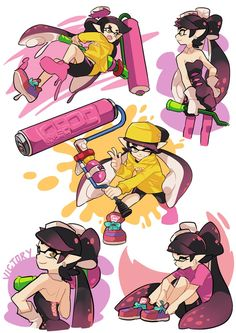 Stella - Splatoon