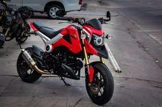 honda grom supermoto - Google Search Grom Bike, Honda Grom 125, Studio Background Images, Dual Sport, 50cc, Mini Bike, Sport Bikes, Custom Bikes, New Toys