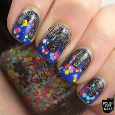 Polish Those Nails: Sweet Wave Nail Art