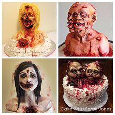 10 Amazing Zombie Cakes — Artisan Cake Company