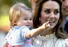 Princess Charlotte's Cutest Pictures in Canada 2016 | POPSUGAR Celebrity