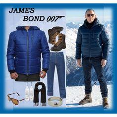 James Bond Austria Outfit