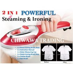 Cheap Peices Malaysia Plug?SB-701A? TOBI High Steam Volume and Speed Portable Handheld Travel Steamer Iron Steaming and Ironing Brush (Red)Order in good conditions Malaysia Plug?SB-701A? TOBI High Steam Volume and Speed Portable Handheld Travel Steamer Iron Steaming and Ironing Brush (Red) You save CH307HAAATWQG7ANMY-64978334 Home Appliances Irons & Garment Steamers Irons CHIWAWA Trading Malaysia Plug?SB-701A? TOBI High Steam Volume and Speed Portable Handheld Travel Steamer Iron Steaming…