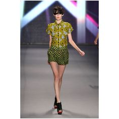 AfroChic in the City: Jewel by Lisa Spring/Summer 2010 @ ARISE Promise... via Polyvore