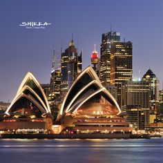 Sydney, most popular city in Australia! Sydney is among the top five livable cities with its worldwide famous iconic buildings, cosmopolitan culture, magnificent beaches, modern city life and its harmony with nature. We recommend you not to get back before watching one of the fabulous Sydney Opera House performances under the roof of Sydney Opera Building and without having a walk over the golden sands of its shore! #shikka #shikkaofficial #australia #sydney #sydneyoperahouse