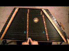 Using a Tuning Game to tune and learn about hammered dulcimer (Part 1)