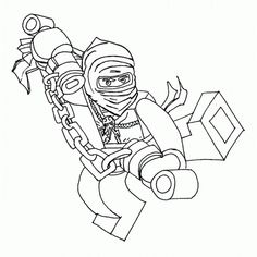 coloring page Lego Ninjago on Kids-n-Fun. Coloring pages of Lego Ninjago on Kids-n-Fun. More than coloring pages. At Kids-n-Fun you will always find the nicest coloring pages first! Lego Movie Coloring Pages, Ninjago Coloring Pages, Cool Coloring Pages, Coloring Pages To Print, Printable Coloring Pages, Coloring Pages For Kids, Coloring Books, Kids Coloring, Lego Ninjago Lloyd