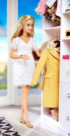Barbie Chelsea Doll, Barbie Doll Set, Barbie Model, Doll Clothes Barbie, Beautiful Barbie Dolls, Barbie Wedding Dress, Barbie Dress, Barbie Tumblr, Barbie Fashionista Dolls