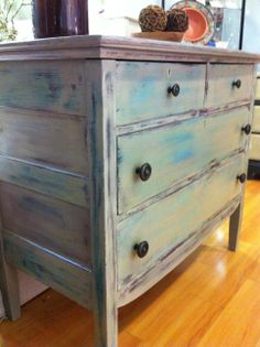 safari home furniture pinterest antique chest teal and paint