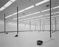 Ezra Stoller, 1972, Philip Morris headquarters, Richmond, designed by Ulrich Frazen