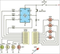 Quot Fire Alarm Circuit Quot The Circuit Which Can Detect Fire