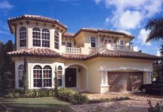 Spanish style – Mediterranean Home Decor House Plans One Story, House Plans And More, Luxury House Plans, Best House Plans, Mediterranean Homes Exterior, Mediterranean House Plans, Mediterranean Home Decor, Mediterranean Architecture, Tuscan Homes