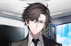 """Which Character From """"Mystic Messenger"""" Should You Date?"""