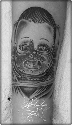 Baby Hannibal Tattoo