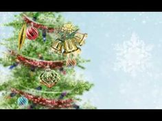 Photoshop Christmas card *animated lights*