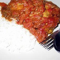 Tamatar Murghi (Indian Tomato Chicken)