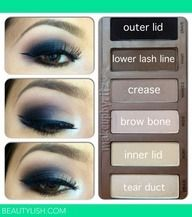 @Urban Decay #nakedpalette2 ♥✤   Keep the Glamour   BeStayBeautiful
