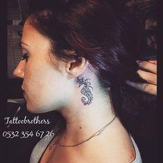 Deniz atı dövmesi. Seahorse tattoo. Tattoobrothers dövme stüdyosu Moda 0532 354 67 26 #denizati #seahorsetattoo #tattoo #ink #tattoos #inked #girlswithtattoos #tattooart #tattooed #blackandgrey #tatuagem #tatuaje #tattoolife #love #tattooartist #tattoodesign #bodyart #instatattoo #art #tattoobrothers #zaferfatihozsoy