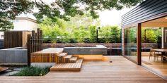 Small Backyard Modern Designs
