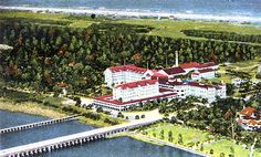 The Original Ormond Hotel, Ormond Beach, Florida. I was blessed to grow on on the same street :)