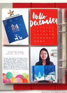 In a Creative Bubble: December Daily 2014 // Part III (+ New SC Subber Promo!)
