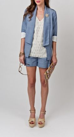 Look what's on SALE! This blazer will take you from Fall to Spring