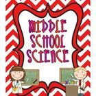 Middle School Science - Posters, Printables, Back to School Ideas & Grade Science Das perfek Science Safety, Science Room, Science Vocabulary, Science Lessons, Teaching Science, Science Education, Science Activities, Science Labs, Vocabulary Cards