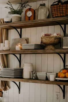 Come check out our kitchen update and see how our french country cottage inspired kitchen is turning out and get ideas for your own space! French Country Kitchens, French Country Farmhouse, French Country Style, Country Cottage Kitchens, Modern French Kitchen, Farmhouse Decor, French Kitchen Decor, Scandinavian Kitchen, Country Homes
