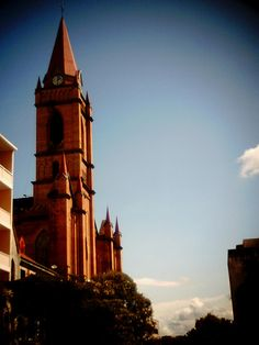 Catedral - Neiva (Huila), Colombia by Joz3.69, via Flickr Unique Clocks, Puerto Rico, Around The Worlds, Tower, Country, Building, Travel, Life, Colombia