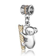 Koala Bear Charm //Price: $11.68 & FREE Shipping //   Get it here -> https://christmasxgifts.com  #girls