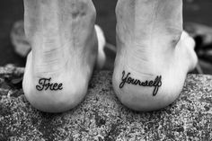 If I ever get a tattoo