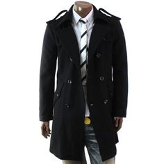 One staple every man should have in their closet, a peacoat. Living in Washington, a good peacoat is an investment to get you through the cold winter months.