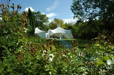 Galaxy Capri Marquee available to hire from GP Marquees