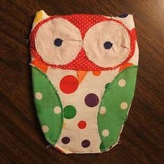 crinkly owl