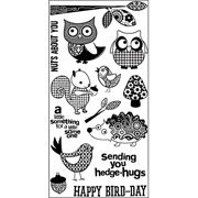 """Kelly Panacci Clear Stamps 4"""" x 8"""" Sheet"""