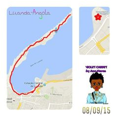 Today i walked from bobs to porto for about 1 hour, i want to get fit