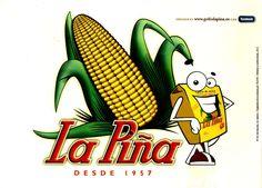 La Piña desde 1957: folleto promocional del gofio Disney Characters, Fictional Characters, Texts, Canary Islands, Brochures, Meals, Fantasy Characters