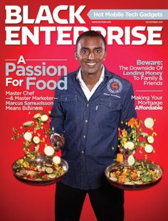 November 2011: A Passion For Food, Marcus Samuelsson