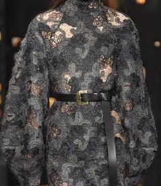 patternprints journal: PRINTS, PATTERNS, TEXTURES AND TEXTILE SURFACES FROM NEW YORK FASHION WEEK (WOMENSWEAR F/W 2015-16) / Donna Karan