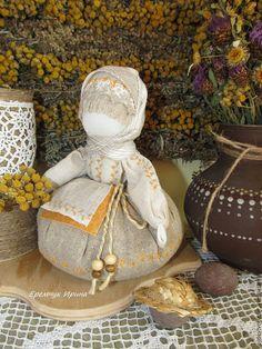 Ароматизированные куклы ручной работы. Травница кубышка Барышня. Мелочи жизни от…