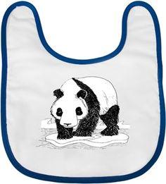 Alper Çelik - Bahtsız Panda - Kendin Tasarla - Bebek Önlüğü