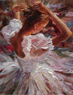 Scott Mattlin as Degas Dancers
