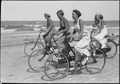 Vintage Copenhagen Bicycle Culture
