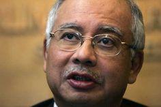 Najib: UMNO tidak terlibat himpunan baju merah, tapi ahli boleh hadir - http://malaysianreview.com/143723/najib-umno-tidak-terlibat-himpunan-baju-merah-tapi-ahli-boleh-hadir/