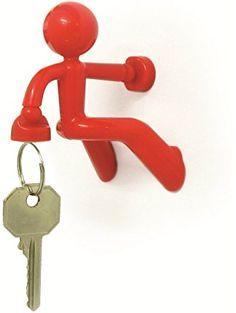 Magnetic Key Holder  Red