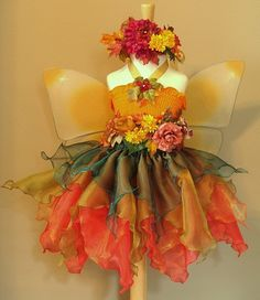 New diy wedding dress costume tutus ideas Wedding Dress Costume, Diy Wedding Dress, Costume Dress, Fairy Princess Costume, Princess Tutu, Toddler Fairy Costume, Autumn Fairy, Fairy Clothes, Fairy Dress