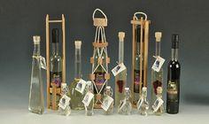 packaging design for rakija brandy