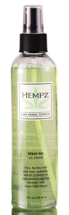 Hempz Pure Herbal Extracts Spray Gel